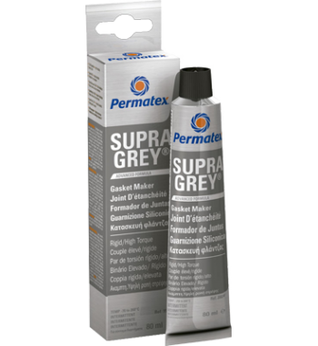 Supra Grey RTV Gasket Maker
