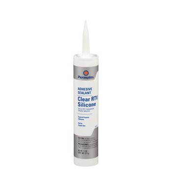 Clear RTV Silicone Adhesive...