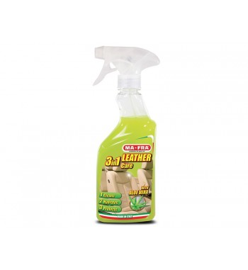 LEATHER CARE 3 in 1