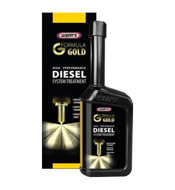 Formula Gold Diesel System...