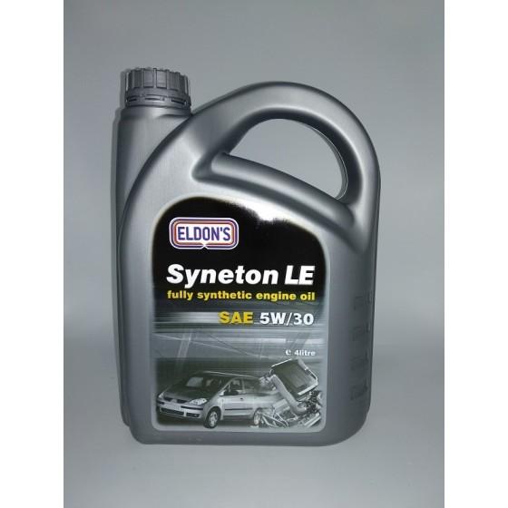 Syneton LE 5w30 & 5w40