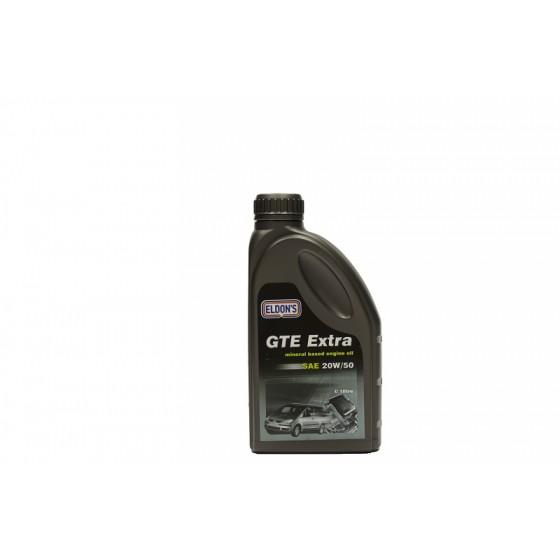 GTE Extra 15w40 & 20w50