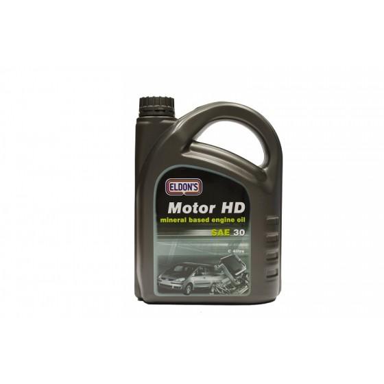 MOTOR HD SAE 10, 20W20, 30, 40